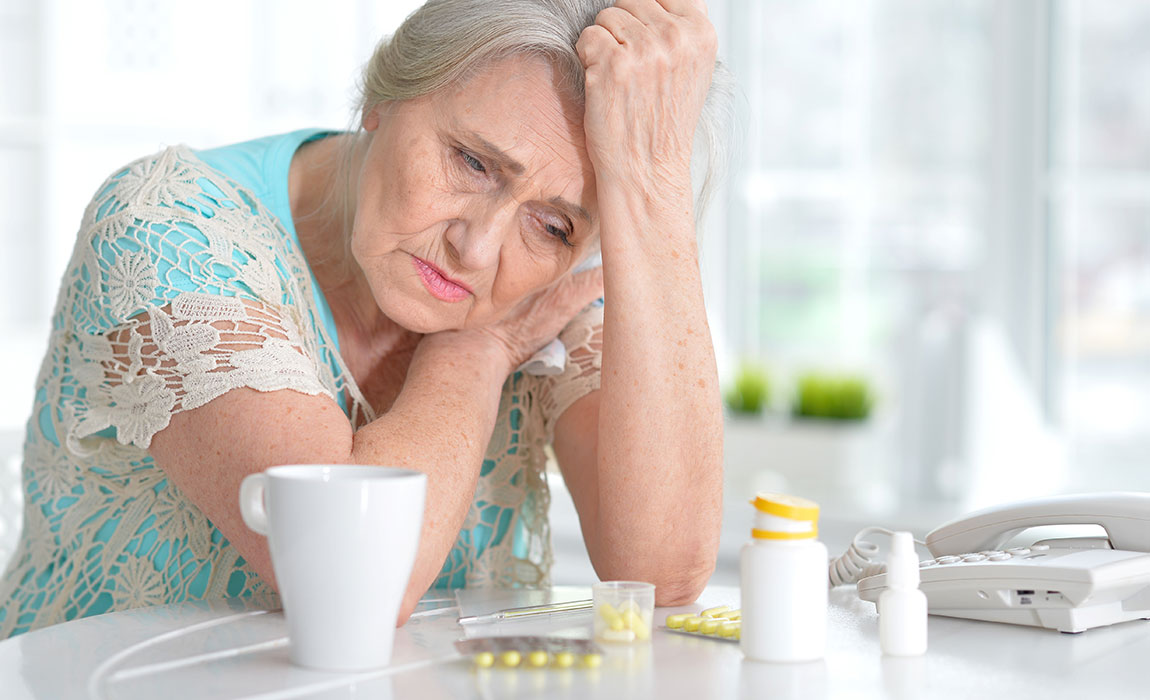 How the Flu Affects Older Adults